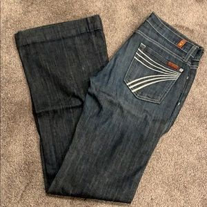 Womens 7 For All Mankind Jeans Size 29
